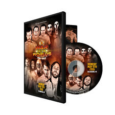 Official ROH Ring of Honor & NJPW - War of the Worlds 2016: Dearborn Event DVD