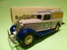 BROOKLIN MODELS BRK 16x DODGE VAN 1938 - APOTHEEK KORENBLOEM - RARE 1:43 - NMIB