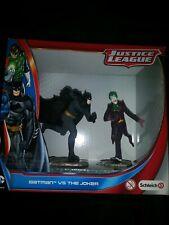 Schleich Batman vs. The Joker Action Figure Set NEW