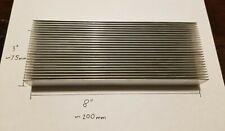 2007525mm Aluminum Heat Sink For Led Teg Ic Transistor Us Seller