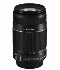 Canon EF-S 55-250mm f/4-5.6 IS II Lens with 2 Years Canon India Warranty
