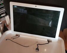 APPLE A1181 MACBOOK WHITE 13 2007 2008 2009 LCD DISPLAY ASSEMBLY SCREEN COMPLETE