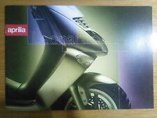 Aprilia Leonardo 125/150 scooter depliant original brochure volantino catalogo