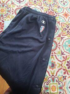 Vintage WNBA Champion Snap Away Warm Up Pants