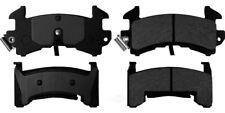 Disc Brake Pad Set-Semi-metallic Pads Front,Rear Tru Star PPM154