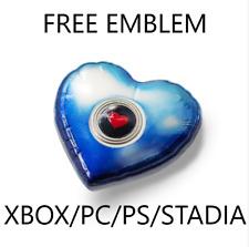 Destiny 2 Empathetic Shell Pin with FREE Emblem