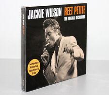 JACKIE WILSON - REET PETITE [TWO ORIGINAL ALBUMS / 2 CD 2009] RARO 5060143492945