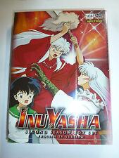 InuYasha 2nd Season Box Set DVD 3 discs English TV version classic anime series