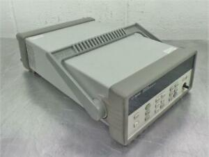 Agilent 34970A Data Acquistion/ Switch Unit No Modules