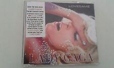 LADY GAGA  Lovegame 2TR    ISRAELI PROMO CD