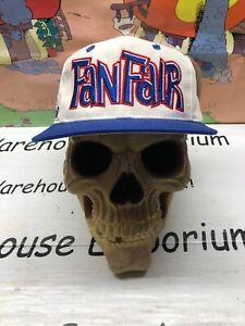 Merle Harmon Fan Fair Vintage SnapBack Hat Cap NWT Top Of The World GRAFFITI