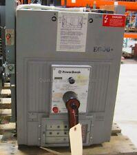 TCVVF9640E1 GE Power Break 4000 Amp, Electric Op, 1 Yr. Warranty