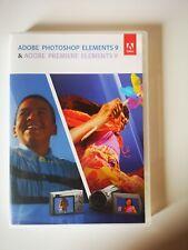 Adobe Photoshop Elements 9 + Adobe Premiere Elements 9