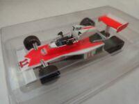 RBA ATLAS EDITIONS 1/43 MCLAREN FORD M23 JAMES HUNT 1976 F1 DIECAST CAR