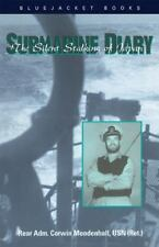 Submarine Diary: The Silent Stalking of Japan by Mendenhall Jr., Corwin Guy