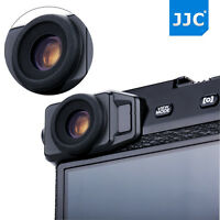 JJC 2pcs Silicone Soft Eyecup Eyepiece Viewfinder for Fujifilm Finepix X-PRO2