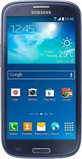 "Samsung I9301 Galaxy S3 neo blau 16GB 3G Android Smartphone 4,8"" Display 8MPX"