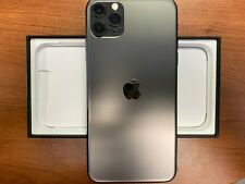 Fast Shipping Apple iPhone 11 Pro Max - (Unlocked) 64GB - Space Gray