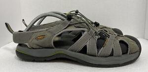 Keen Kanyon Mens Hiking Fishing Water Sports Sandal Waterproof Size 10.5