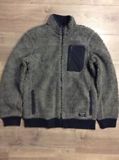 Abercrombie Men's Fleece Jacket - Small - New Without Tag.
