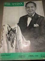 Sphinx Magazine Magicians LORING CAMPBELL ISSUE 1946 Vol.XLV No.2