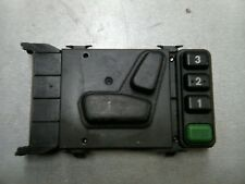 Mercedes W163 ML320 Passenger Side Seat Position Switch With Memory  A1638202210