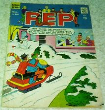 Pep 215, (FN- 5.5) 1968 Archie! Snowmobile cover! 40% off Guide!