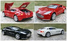 Classic NEW Aston Martin ONE-77 1:32 Super Car Sound Light Model Toys & Gift
