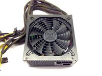 Quiet 1000 Watt for Intel AMD PC ATX Power Supply PSU SLI SATA Dual 12V 1000W