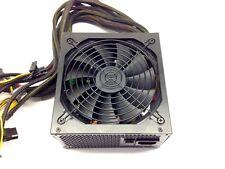 Quiet 1000 Watt for Intel AMD PC ATX Power Supply PSU SLI SATA Dual 12V 1000W