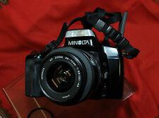""""""" MINOLTA DYNAX 5000i + OB.Minolta AF.Zoom 35-70mm ! """""""