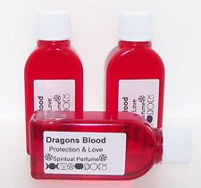 25mls Dragons Blood Sacred Anointing Traditional Herbal Infused Botanical Oil