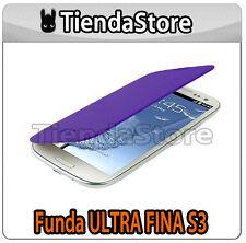 Funda FINA compatible GALAXY S3 I9300 Carcasa delgada protector pantalla MORADA