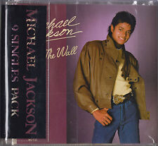 Michael jackson - 9 singles pack - Limited edition