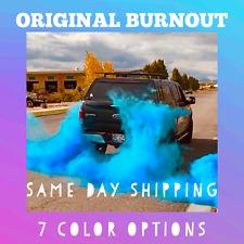 Holi Color Powder Tire Burnout Bag - Gender Reveal Ideas Colored Exhaust Smoke