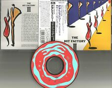 PWL Records History THE HIT FACTORY III  JAPAN CD USA seller  Kylie Minogue 1993