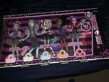 NEW Mattel Dolls Monster High 5 Pack Dance Class