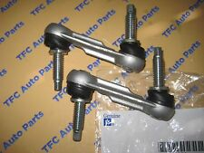 2 Chevy Corvette Metal Sway Bar End Links Front or Rear C5 C6 OEM New 1997-2013
