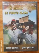 DVD 2 VIVALES EN FUERTE ALAMO - GIORGIO SIMONELLI - NUEVA, PRECINTADA (DI)