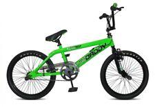 Fahrrad Rad Freestyle Rooster BMX 20 Zoll Bike BIG DADDY Farbe Grün B-Ware