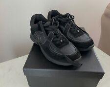 Authentic Chanel Black Suede Sneakers EU 37 US 7