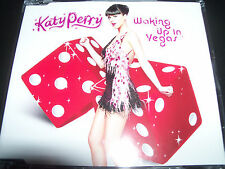 Katy Perry waking Up In Vegas Australian 2 Track CD Single