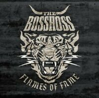 THE BOSSHOSS - FLAMES OF FAME  CD  11 TRACKS  COUNTRY ROCK  NEU