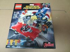 Lego Marvel Super Heroes Detroit Steel Strikes/76077 NEW SEALED