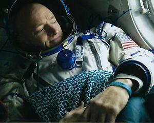 GFA Astronaut NASA Navy Captain SCOTT KELLY Signed 8x10 Photo S3 COA