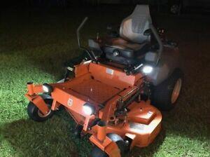 6000K LED Flood Lights for Husqvarna ZT Turn Mower