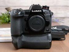 Panasonic LUMIX DC-G9 20.3 MP 4K Four Thirds Digital Camera w/Battery Grip