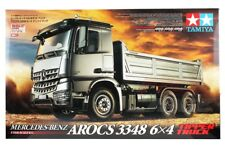 Tamiya 56357 1/14 EP Scale RC Mercedes Benz Arocs 3348 6x4 Tipper Dump Truck Kit