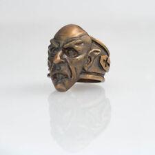 Nosferatu: A Symphony of Horror Ring, brass, handmade ... dracula 1922 ring