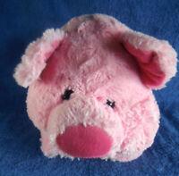 *20205*  Pink Pig - Elka - 22cm - plush